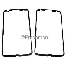2 x  Pre-Cut Adhesive/Glue/Tape for Motorola Atrix 4G MB860 Touch Screen Lens