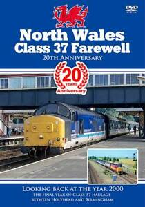 North Wales Class 37 Farewell - 20th Anniversary
