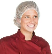 100pc  Hair Net Bouffant Cap 21' for Kitchen  Non Woven Cover