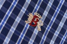 Baracuta Classic Long Sleeve Checked Shirt Size S