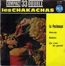 LES CHAKACHAS LA PACHANGA FRENCH ORIG EP