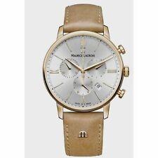Maurice Lacroix EL1098-PVP01-111-2 Men's Eliros Silver Quartz Watch