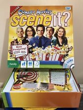 Scene it? Comedy Movies DVD Game Deluxe DVD Games Ages 13+ 2+ Players.