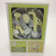 Circo Musical Mobile - Zigs 'n Zags - Plays Brahms' Lullaby - Age 0-5 Months