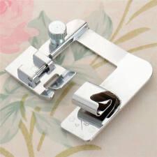 Pied de biche pour ourlet roulé bouclé 13mm taille 4/8 pouces machine à coudre