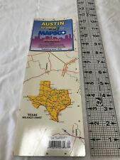 Austin, TX sealmap mapsco 2009 edition