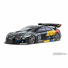 Protoform - Pro-line Racing 1/10 Cadillac ATS-V.R Clear Body, 190mm, PRM154330