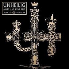 Unheilig - Alles hat seine Zeit - Best Of Unheilig 1999-2014 (2014) CD - neu&ovp