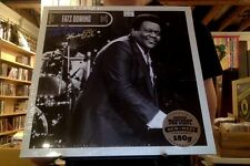 Fats Domino Live from Austin, TX LP sealed 180 gm vinyl