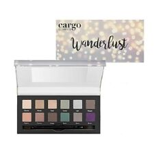 Cargo Cosmetics Wanderlust Eye Shadow Palette 12 shades New in Sealed Box