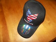 FINAFLEX Nutrition Sport Logo USA US American Flag Snapback Cap New Without Tags