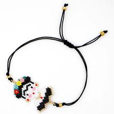 Freda Boho Style Simple Woven Rope Friendship Bangles  Adjustable Bracelet Gift