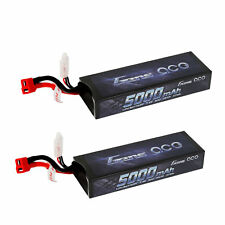 2 Gens ace 5000mAh 7.4 50C 2S1p Lipo Battery VENOM TURNIGY TRAXXAS Slash LECTRON