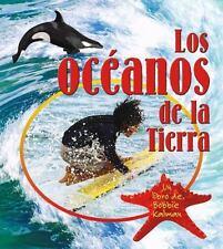 Los Oceanos de la Tierra (Observar La Tierra) (Spanish Edition)