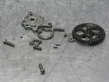 Kawasaki KL600-A1 KL 600 KL600A1 1984 84 Engine Oil Pump Assembly Gear Drive