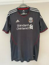2011-12 Liverpool Away Shirt - Medium