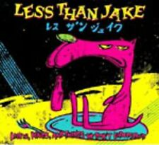 Less than Jake - Losers Kings & Things We Don't Understand [New CD] With DVD
