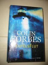 NEU ! Colin FORBES: Teufelsflut -Thriller - gebunden - OVP