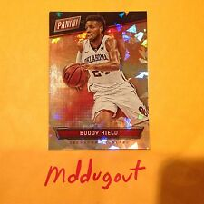 BUDDY HIELD #45 OKLAHOMA RC Thin Cracked Ice 7/25 made 2016 Panini National