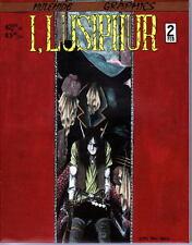 Poison Elves I, LUSIPHUR #2 1st Print 1992 Drew Hayes