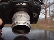 Pentax Cosmicar TV 25mm F:1.4 Lens f/ m4/3 Nex Sony Canon Nikon Pentax APS-C