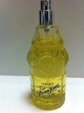 VERSACE YELLOW JEANS EAU TOILETTE 75 ML SPRAY  NUEVA SIN USO
