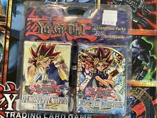 Yugioh Sealed Legacy Of Darkness & Ancient Sanctuary Blister Pack +7 Card Bonus