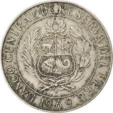 [#41832] Pérou, République, 5 Soles de oro 1969, KM 252