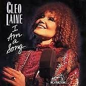 I Am a Song, Cleo Laine, Very Good