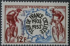 1953 FRANCE TIMBRE Y & T N° 955 Neuf * * SANS CHARNIERE