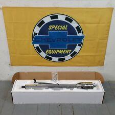 1958 - 1964 Impala 32 Chrome Tilt Steering Column No Key Floor Shift gm gmc