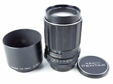 PENTAX M42 SCREW FIT SUPER SMC TAKUMAR 135MM F3.5 PRIME MANUAL PORTRAIT LENS