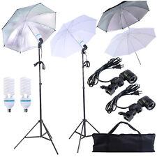 4 x 33'' Photo Studio Lighting Umbrellas Camera Video Photography Light Lamp Kit