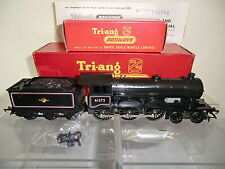 TRI-ANG RAILWAYS MODEL No.R150S / R39 BR CLASS B12 4-6-0 LOCO+SMOKE VN MIB