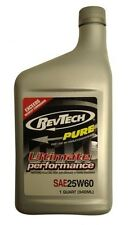 Harley Davison RevTach MotorCycle Motor Oil Synthetic Lubricant 25W-60