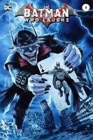 BATMAN WHO LAUGHS #1 MIKE MAYHEW VARIANT NM JOKER HARLEY QUINN ROBIN 251 HOMAGE