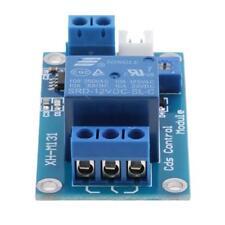 Sensor de placa de relé fotorresistor conmutador de control de luz 12V