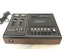 Vintage Craig cassette recorder 2712