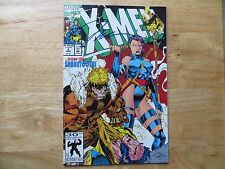 1992 MARVEL X-MEN # 6  WOLVERINE, PSYLOCKE & SABRETOOTH SIGNED JIM LEE ART, POA