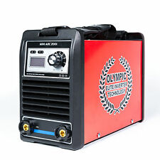 **EOFY SALE** MINI ARC 200i MMA/TIG VRD INVERTER WELDER (OLYMPIC)