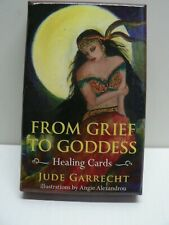 From Grief to Goddess: One Woman's Victorious Emergence as a Goddess.