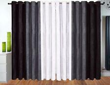 Cortinas y estores sin marca color principal gris