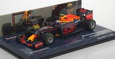 1:43 Minichamps Red Bull TAG Heuer RB12 GP Brazil Verstappen 2016