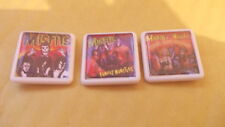 ANOTHER 3 MORE  OF THE MISFITS  ALBUM BADGES / PINS FREE POST IN THE UK