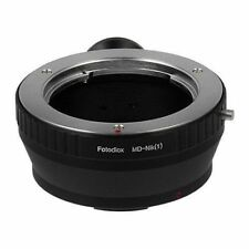 Kamera-Objektivadapter & -Zwischenringe für Minolta MD/MC/SR Fotodiox