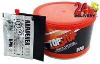 U-Pol Top Stop Car Body Filler Smooth Quick Stopper Finishing Repair 750ml Upol