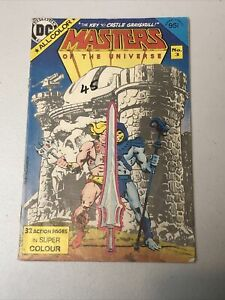 Masters of the universe price variant. Australian federal. Scarcer Then Canadian