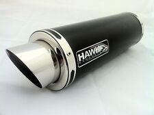 Hawk Kawasaki Z1000 SX 11 - 14 GP3 Sl Gp Schwarz Rennen Auspuff- Auspufftopf