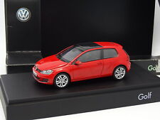 Schuco 1/43 - VW Golf VII Rouge