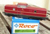 Roco 69380 Diesellok V 80 010 der DB Epoche 3 für 3-Leiter AC DIGITAL und analog